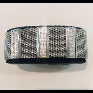 Zoppini Firenze Silver & CZ Bracelet
